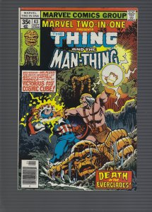 Marvel Two-in-One #43 (1978)