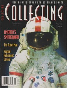 Collecting Magazine (vol. 2) #5 FN; Odyssey | save on shipping - details inside