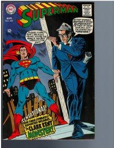 Superman #209 (1968)
