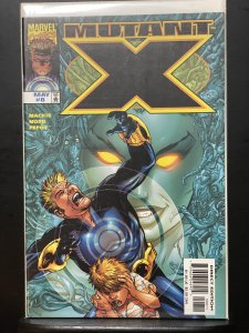 Mutant X #8 (1999)