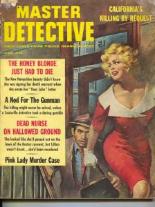 Master Detective-1/62-Murder-Homicide-Killing-VG