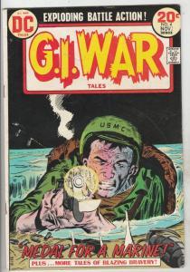 G.I. War Tales #4 (Nov-73) FN Mid-Grade