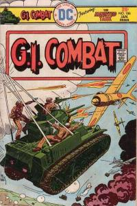 G.I. Combat (1957 series) #186, Fine+ (Stock photo)