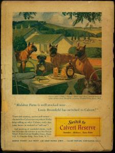 Love Novels Pulp April 1949- Nice cover- Good