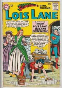 Lois Lane, Superman's Girlfriend  #48 (Apr-64) FN+ High-Grade Superman, Lois ...