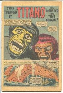 Tales To Astonish #10 1960- Marvel-Jack Kirby-Steve Ditko-Don Heck-Titano hor...