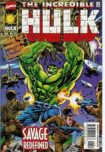 Incredible Hulk, The #447A VF/NM; Marvel | save on shipping - details inside