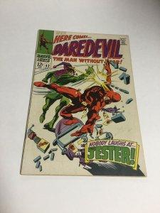Daredevil 42 Fn/Vf Fine/Very Fine 7.0 Marvel Comics Silver Age