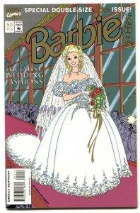Barbie Fashion #50 1994- Wedding issue- F/VF
