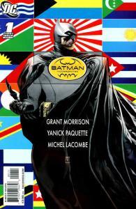 Batman, Inc. #1 VF/NM; DC | save on shipping - details inside