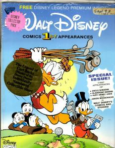 Walt Disney Comics 1st Appearances Galdstone TPB Graphic Novel Comic Book J342
