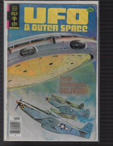 UFO & Outer Space #18 (Gold Key, 1978)