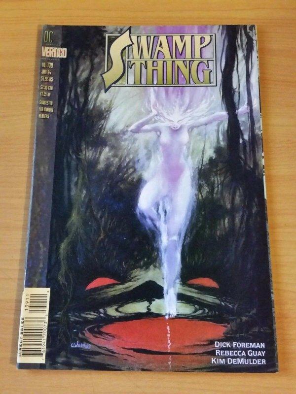 Swamp Thing #139 ~ NEAR MINT NM ~ 1994 DC Comics