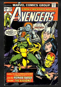 The Avengers #135 (1975)