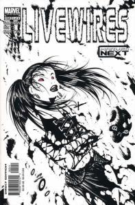 Livewires #5 VF/NM; Marvel | save on shipping - details inside