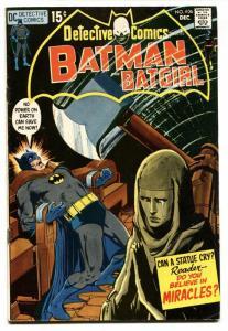 Detective Comics #406 Batgirl 1970- Batman- Neal Adams-comic book