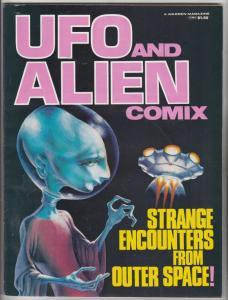 UFO and Alien Comix #1 (Jan-78) NM Super-High-Grade