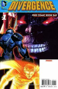Divergence FCBD #1 VF/NM; DC | save on shipping - details inside