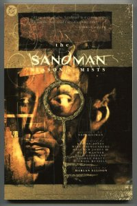 Sandman Season of Mists 1990 TPB Signed by NEIL GAIMAN
