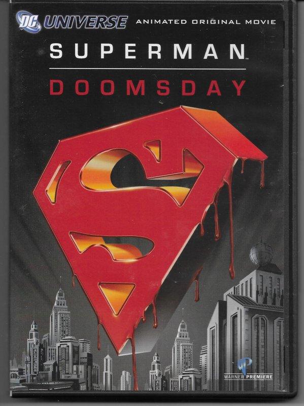Superman: Doomsday 2-DVD