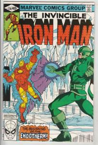 Iron Man #136 (Jul-80) NM Super-High-Grade Iron Man