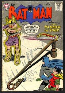 Batman #127 GD- 1.8