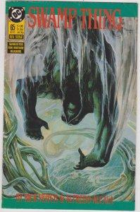 Swamp Thing #65