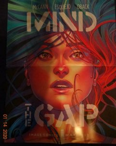 MIND THE GAP Promo Poster, 18 x 24, 2012, IMAGE Unused more in our store 479