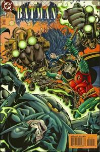 DC BATMAN CHRONICLES #2 VF
