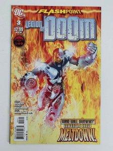 Flashpoint: Legion of Doom 3 NM DC Comics
