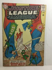 Justice League Of America 18 Vg- Very Good- 3.5 DC Comics