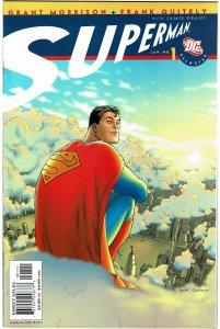 All-Star Superman #1 -Grant Morrison, Frank Quitelty - NM+