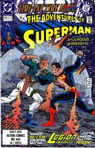 Adventures of Superman #478