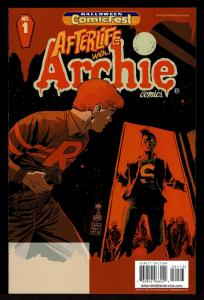 Afterlife With Archie #1 Halloween ComicFest Ed. (Oct 2014, Archie)  9.0 VF/NM