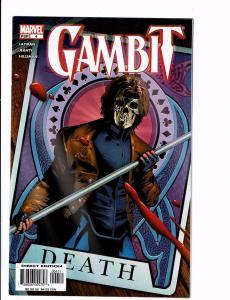 Gambit # 4 NM 1st Print Marvel Comic Book X-Men Wolverine Storm Cyclops J113
