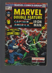 Marvel Double Feature #4 (1974)