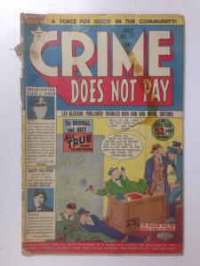 Crime Does Not Pay 77 PR Reader