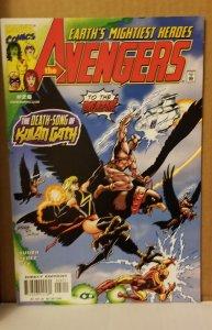 Avengers #28 (2000)