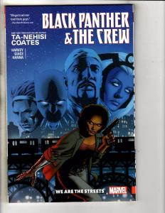 Black Panther & The Crew We Are The Streets Marvel Comics TPB Graphic Novel J278