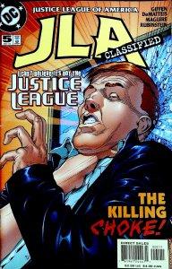 JLA: Classified #5 (2005)