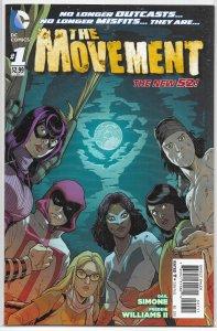 Movement   #  1 FN/VF (New 52)