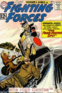 OUR FIGHTING FORCES (1954 Series) #72 Very Good Comics Book
