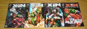 Xin: Journey of the Monkey King #1-3 VF/NM complete series + preview - set lot 2