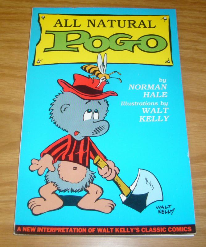 All Natural Pogo #1 VF/NM a new interpretation of walt kelly's classic comics
