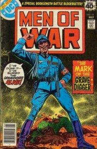 Men of War (1977 series) #16, Fine- (Stock photo)