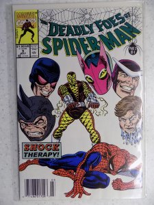 Deadly Foes of Spider-Man #3 (1991)