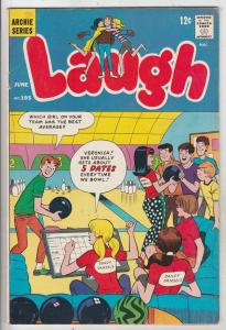 Laugh, Archie #195 (Jun-67) VF+ High-Grade Archie