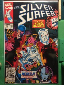 The Silver Surfer #77