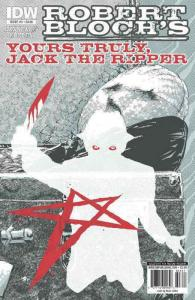 Yours Truly, Jack the Ripper #3 VF/NM; IDW | save on shipping - details inside