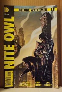 Before Watchmen: Nite Owl #1 (2012)